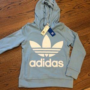 Women's Adidas Trefoil Hoodie
